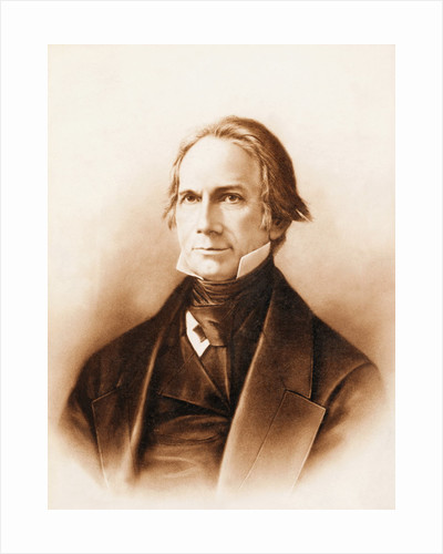Portrait of Henry Clay by Corbis