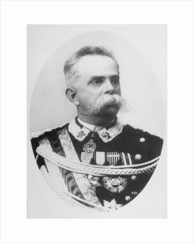 King Humbert I in Uniform by Corbis