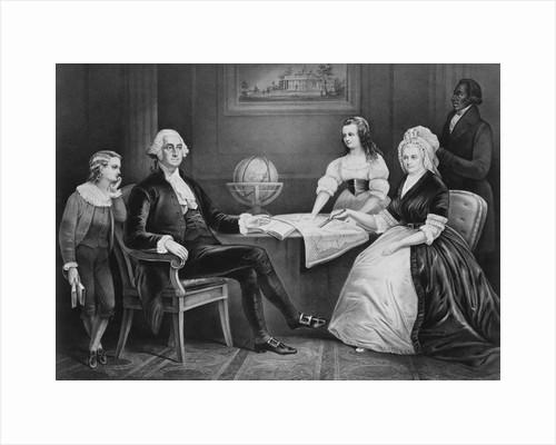 Washington at Home by Corbis