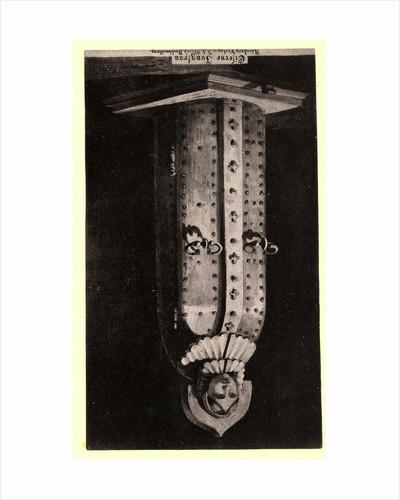Iron Maiden Torture Device by Corbis