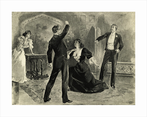 Scene from A Woman of No Importance by Corbis