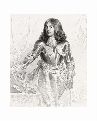 Portrait of General Don Juan of Austria by Corbis