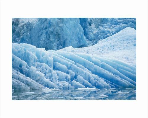 Closeup of Large Iceberg by Corbis