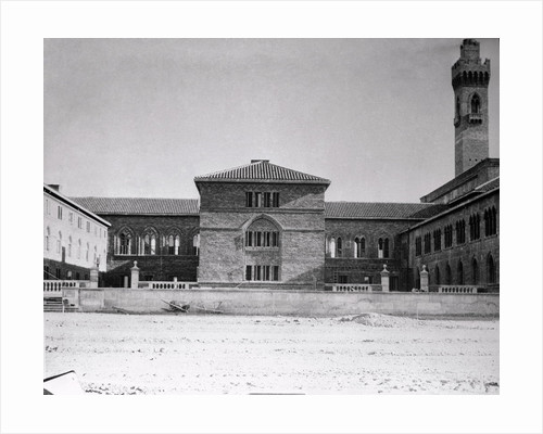 Front View of Lewis Federal Penitentiary by Corbis