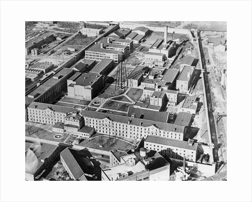 Aerial View of Ohio Penitentiary by Corbis