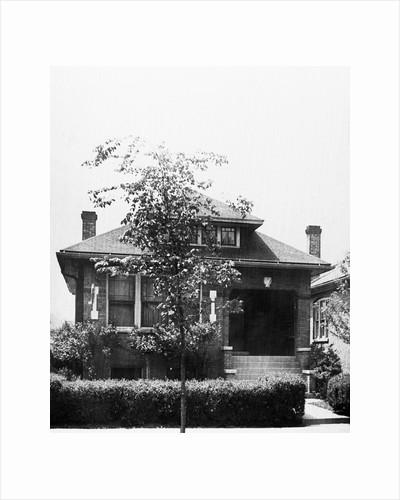 Al Capone's Home by Corbis