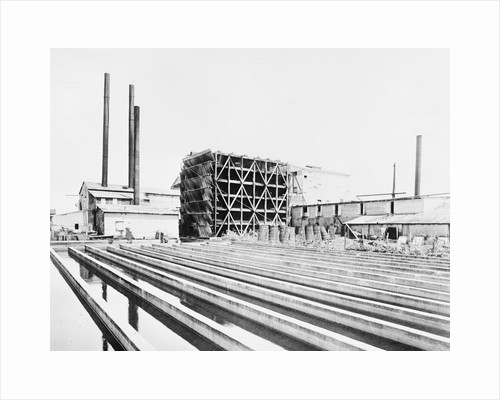 Sugar Plant by Corbis