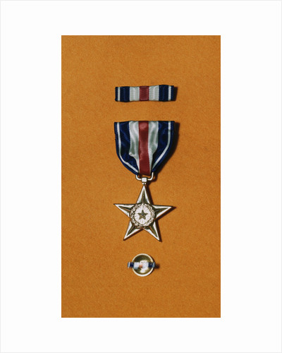 Army Silver Star by Corbis