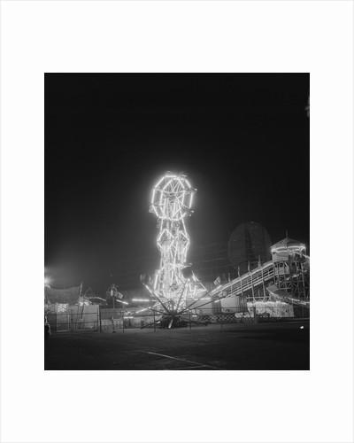 Amusement Park Rides by Corbis