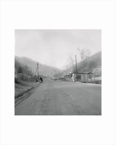 Rural Town in Appalachian Area by Corbis