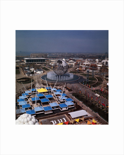 Overview of World Fair Area by Corbis