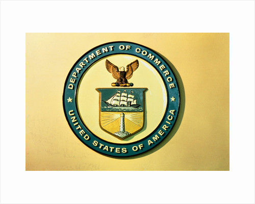 U. S. Government Seal by Corbis