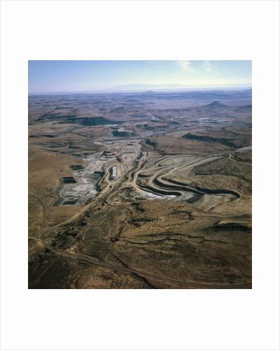 Uranium Mining Land by Corbis