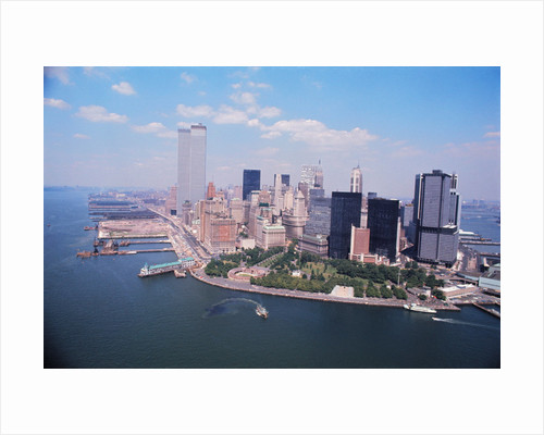 New York City Overview by Corbis