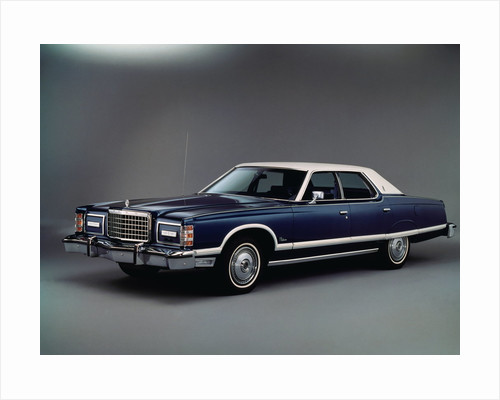 New Ford LTD Automobile by Corbis