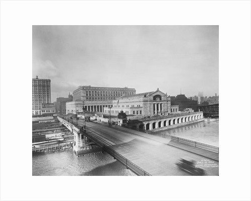 Chicago's Union Station by Corbis
