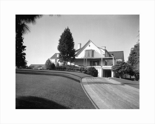 Home of Mary Pickford by Corbis