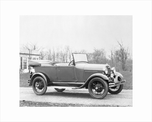 Ford's Phaeton Automobile by Corbis