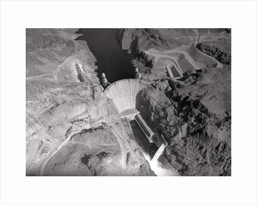 Overview of Boulder Dam by Corbis