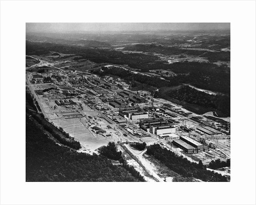 Oak Ridge Electromagnetic Plant by Corbis