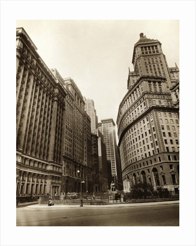 View of Standard Oil Company Building by Corbis