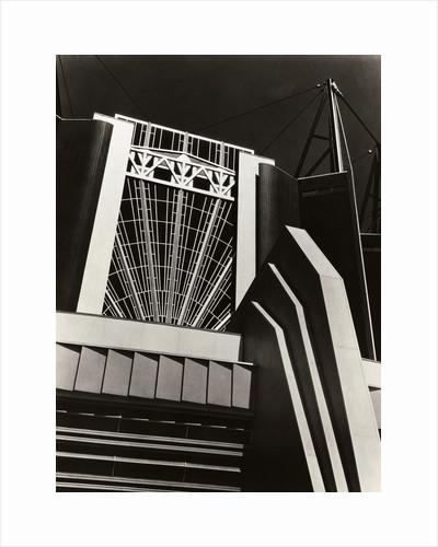 Travel Transportation Building by Corbis
