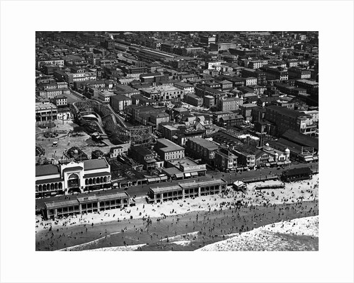 Overview of Atlantic City by Corbis