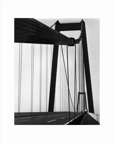 Suspension Bridge by Corbis