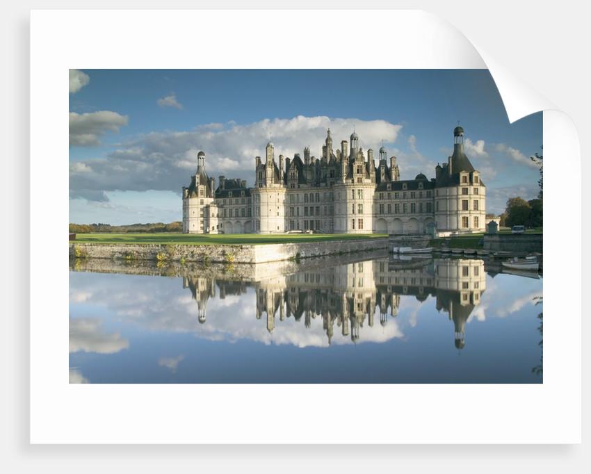 Chateau de Chambord by Corbis