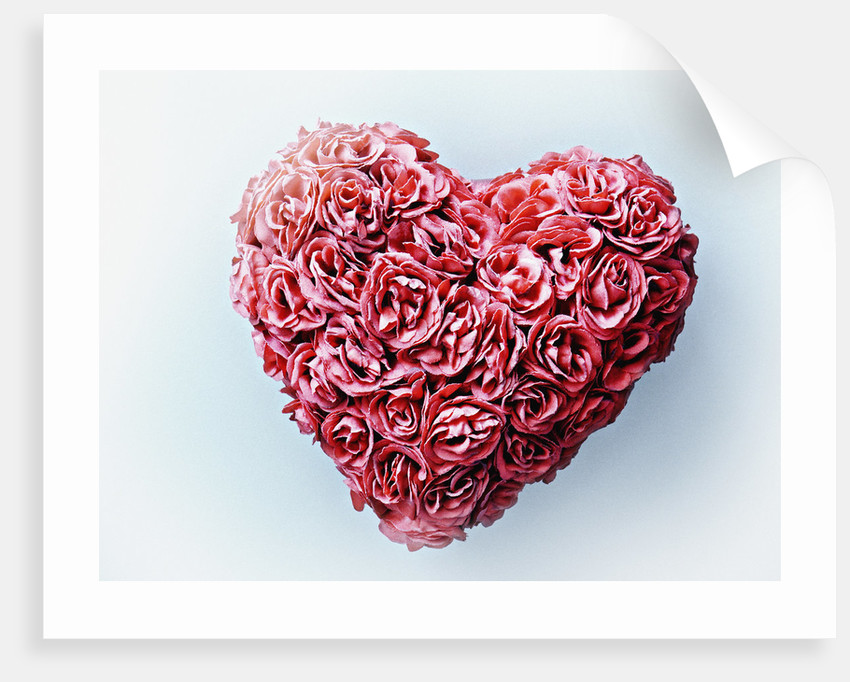 Heart Shape Symbol Posters Prints By Corbis