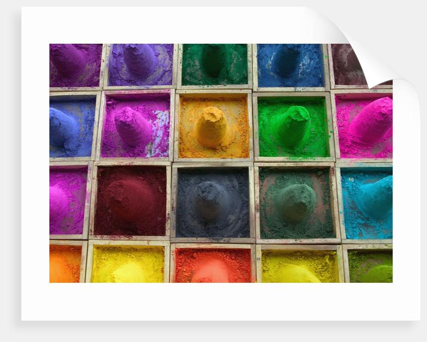 Color Powder by Corbis