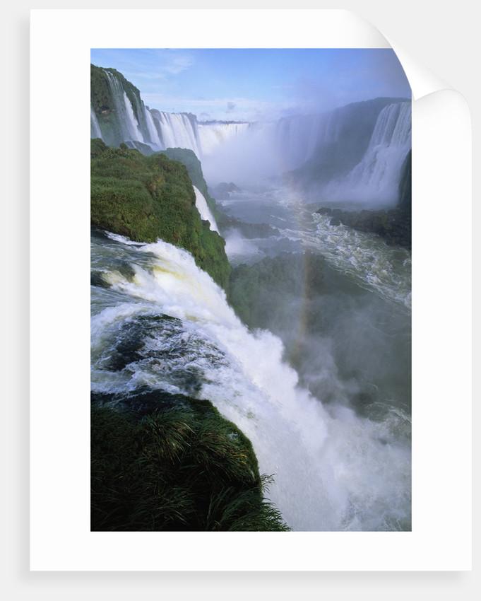 Iguazu Falls by Corbis