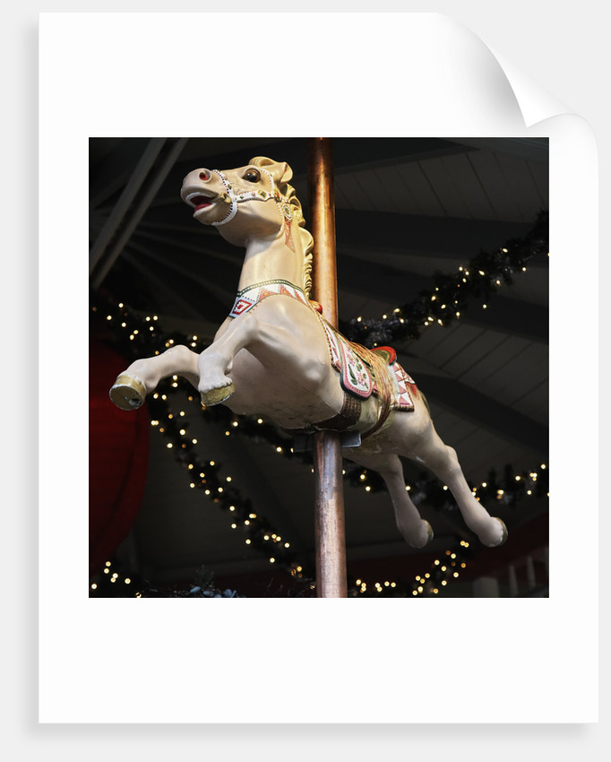 Carousel Horse by Corbis