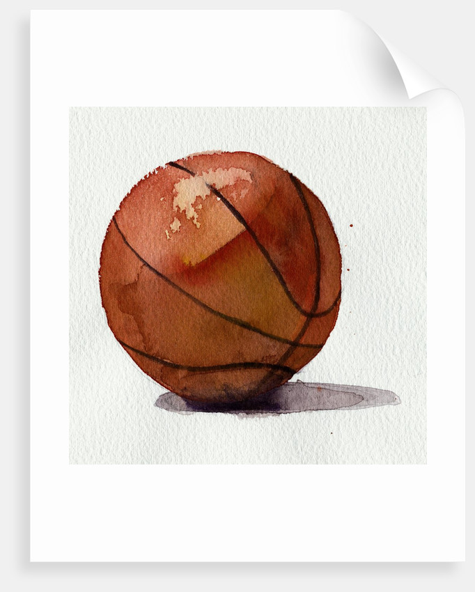Basketball by Corbis