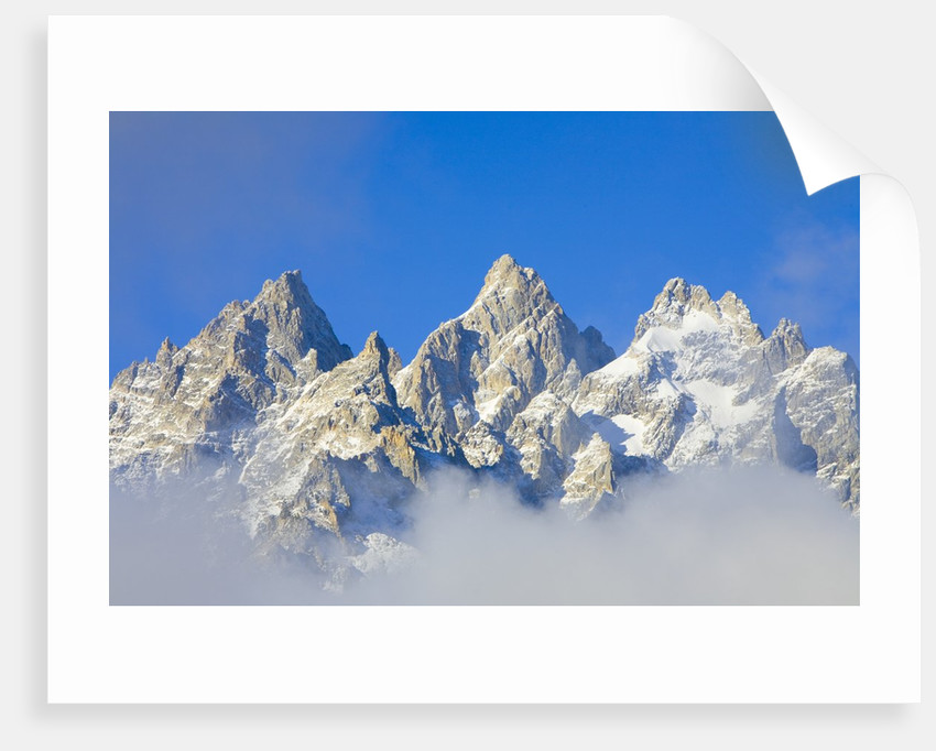 Grand Teton Range by Corbis
