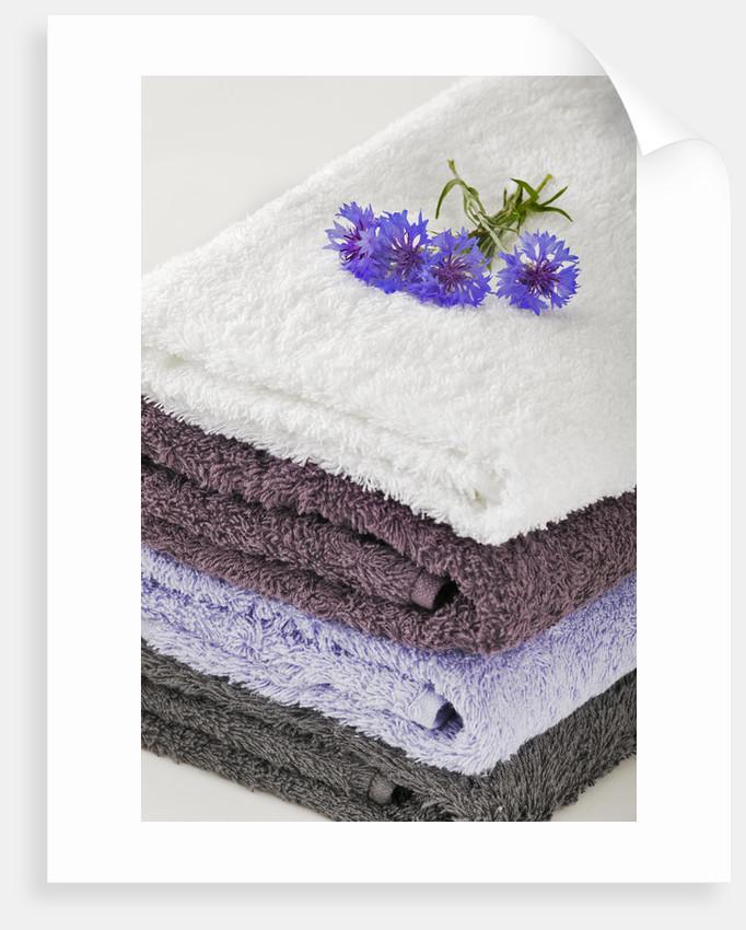 Towels by Corbis