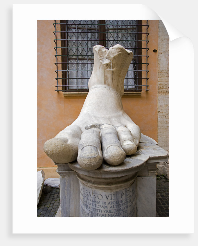 Capitoline Museums by Corbis
