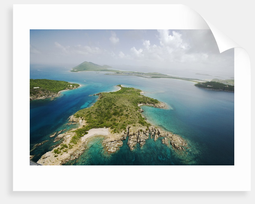 British Virgin Islands by Corbis