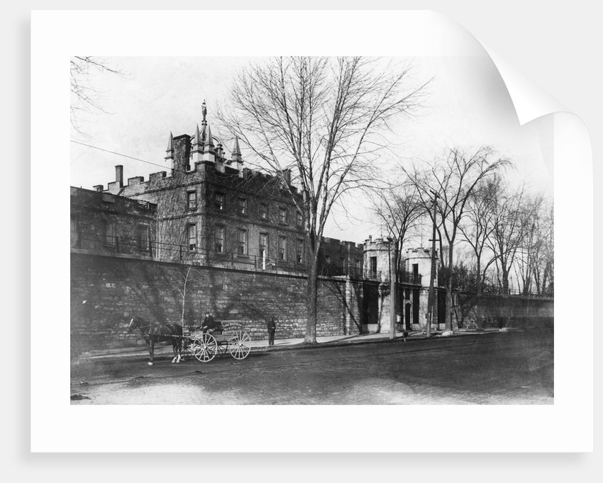 Auburn Prison by Corbis