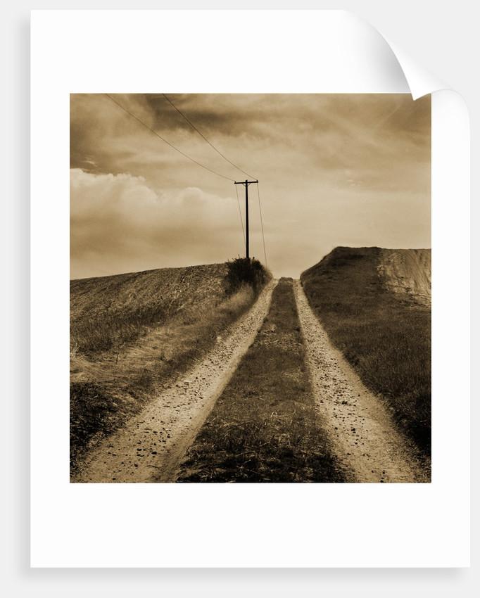 Farm Road by Tom Marks