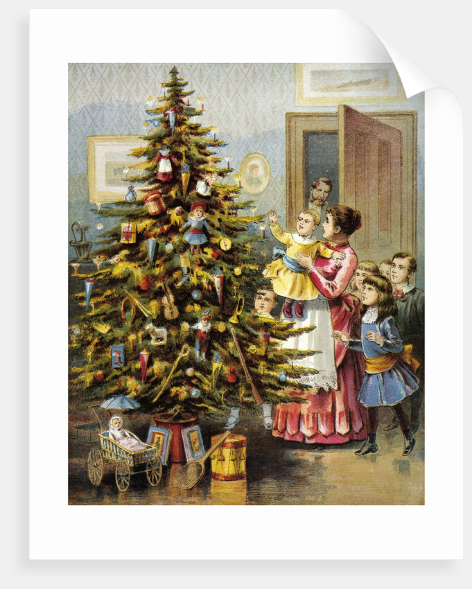 Merry Christmas to All and to All a Good Night by William Roger Snow