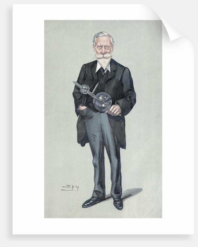 Sir William Crookes by Corbis