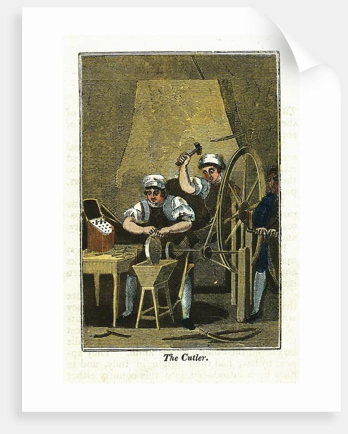 The Cutler by Corbis