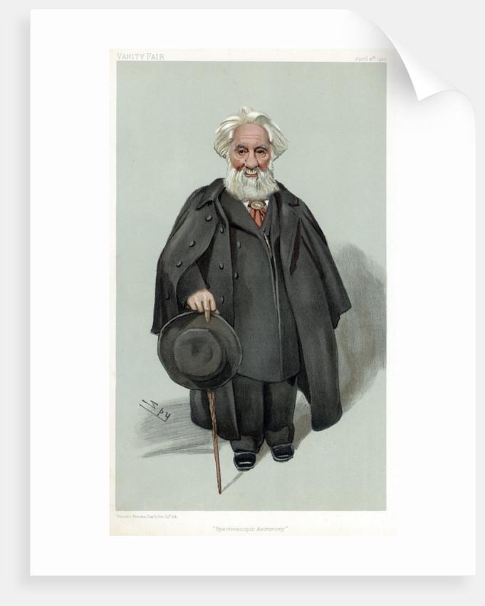 William Huggins by Corbis