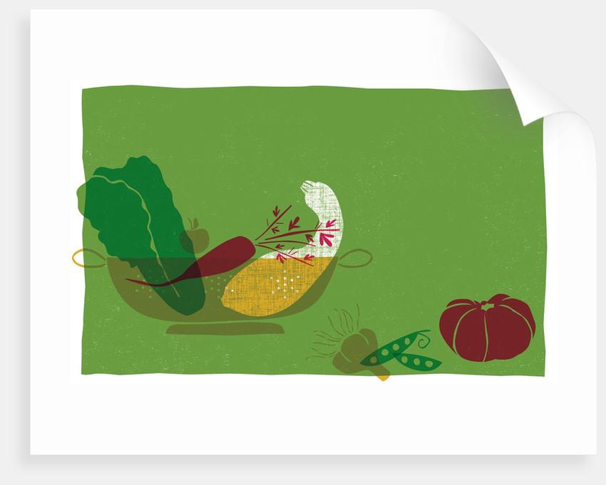 Harvest by Corbis