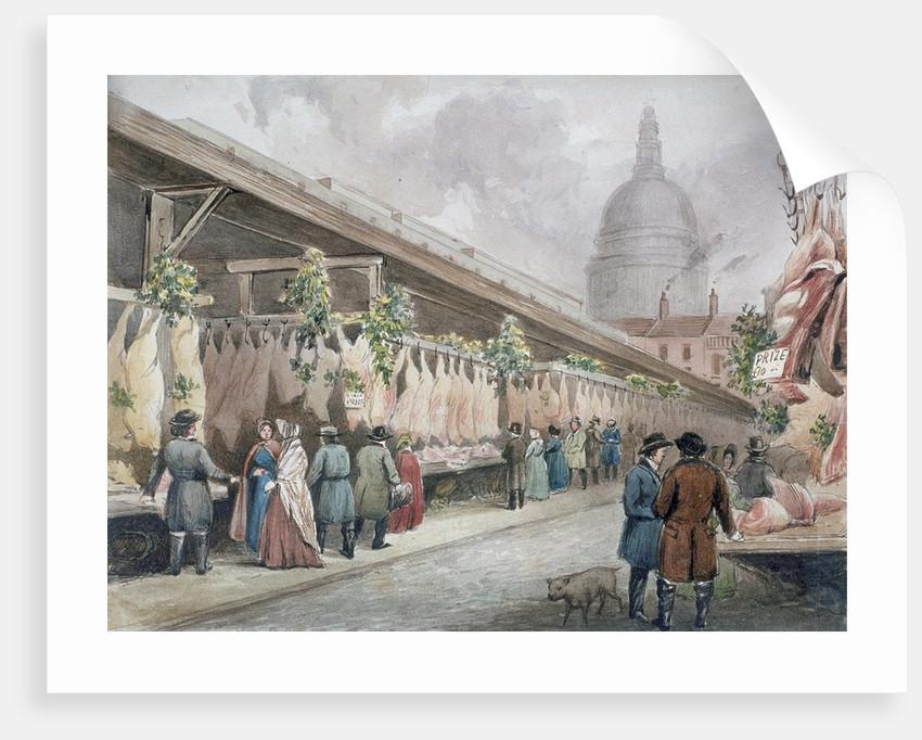Newgate Market in Paternoster Square by Corbis