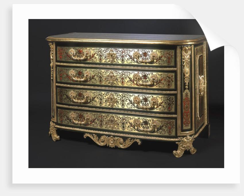 Commode belonging to King Louis XIV by Corbis