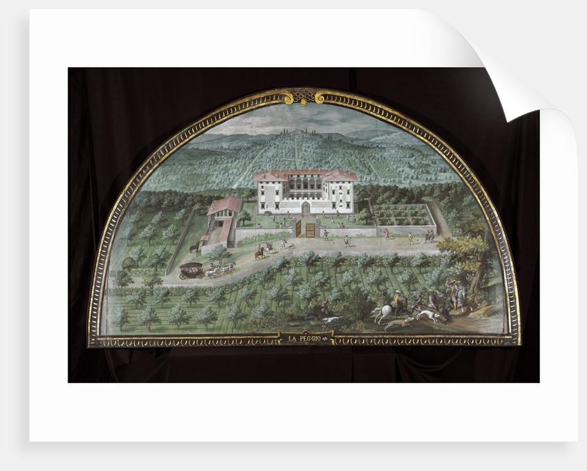 View of Villa La Peggio by Corbis