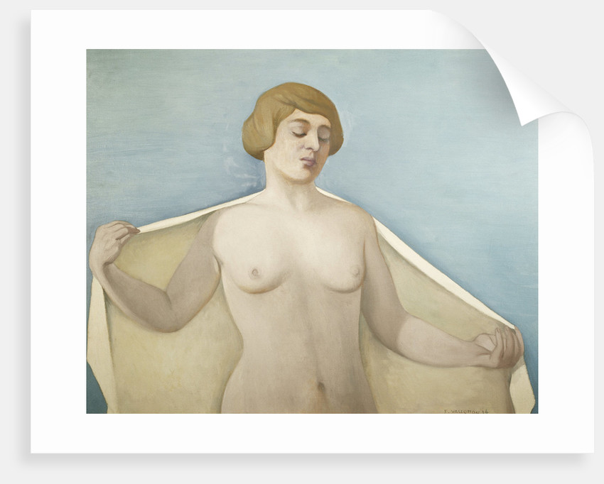 Out of the Bath by Felix Vallotton