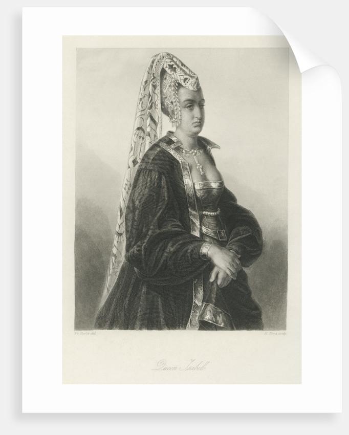 Queen Isabel by Corbis